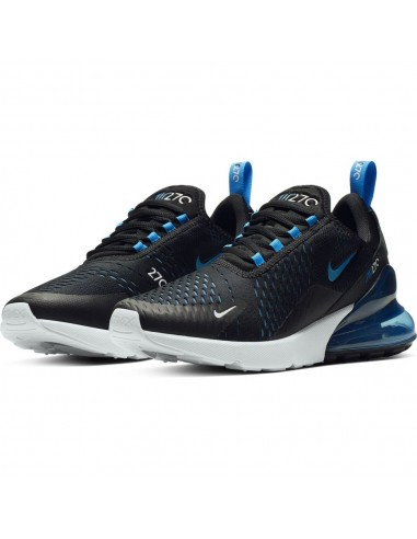 basket homme nike bleu Men's nike air max 270 shoe AH8050-019