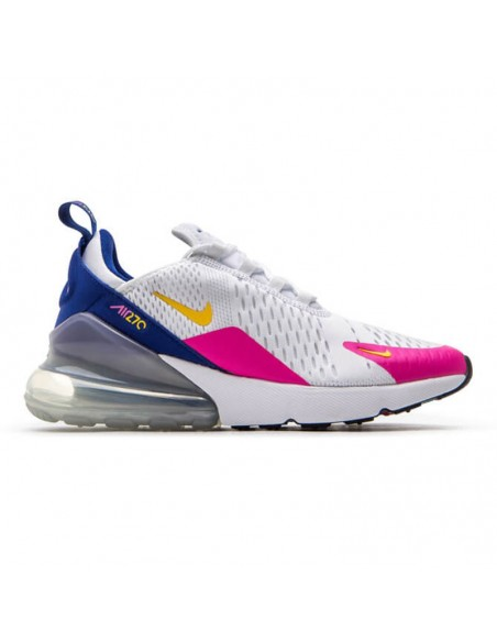 Girls' nike air max 270 (gs) shoe 943346-100