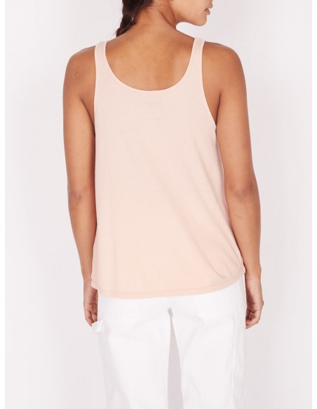 top femme obey W novel obey 2 tank rose