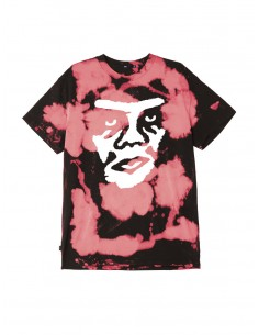 tee-shirt homme obey rouge The creeper rouge
