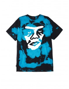 tee-shirt homme obey The creeper bleu