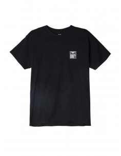 tee-shirt homme obey noir Obey eyes icon