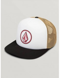 casquette snapback volcom camel Full frontal cheese