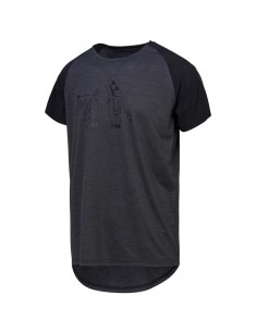 tee-shirt homme picture noir Oddisee