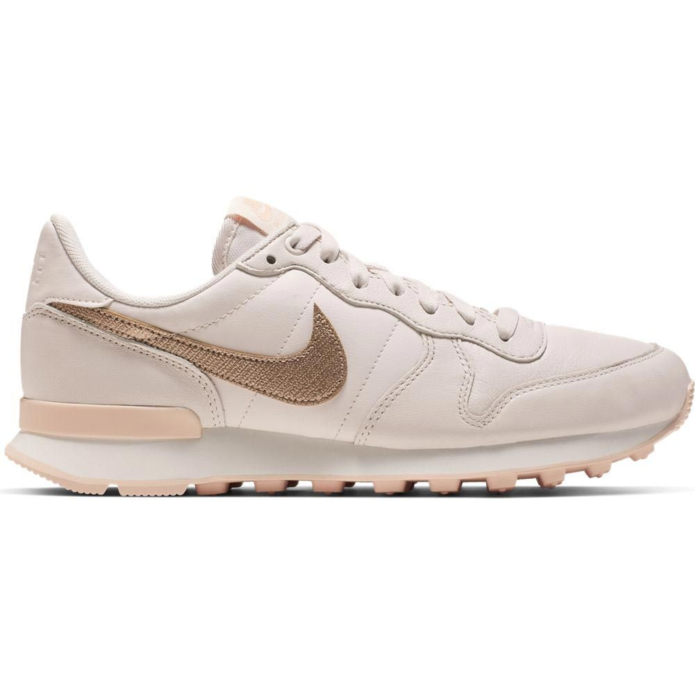 nike internationalist femme rose et bleu