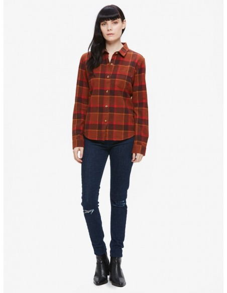 chemeise femme Ruby lake button-down