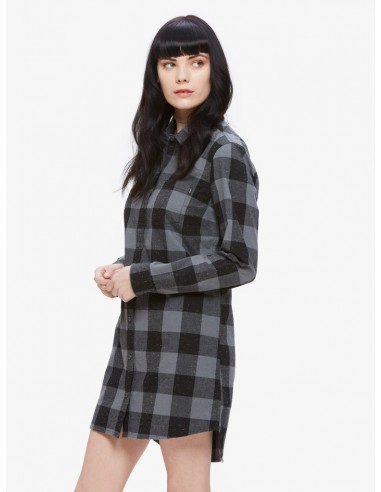 Bex shirt dress Obey noir
