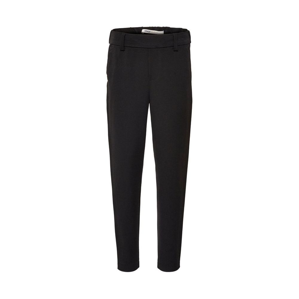 pantalon fille kids only noir Koncool panel pant