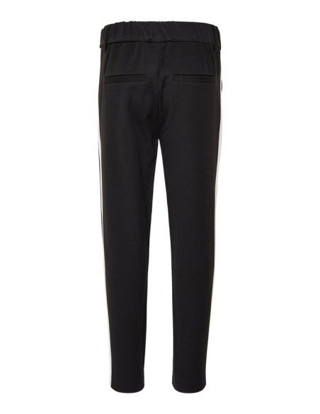 bas fille kids only noir Koncool panel pant