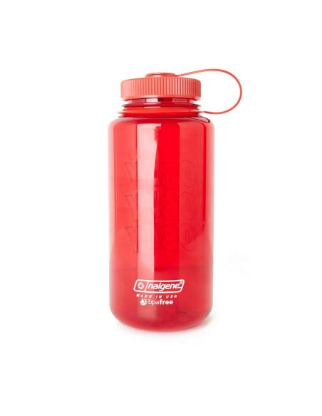 gourde Obey rouge Jumble stacks nalgene water rouge