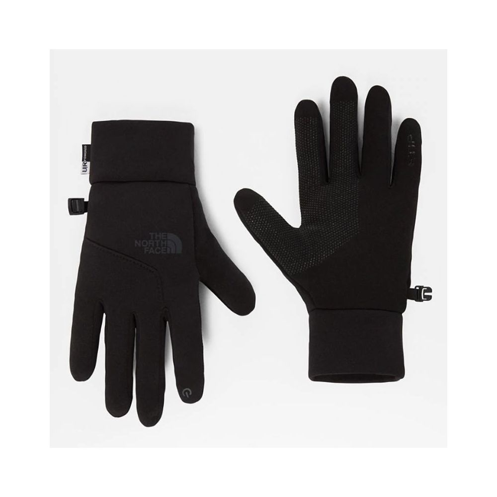 gant the north face noir Etip glove tnf black