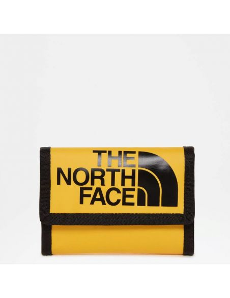 porte feuille the north face jaune Base camp wallet tnfylw/tnfbla