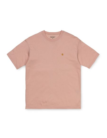W' s/s chasy t-shirt rose