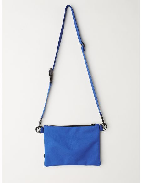 Saccoche OBEY bleu Conditions side bag iii