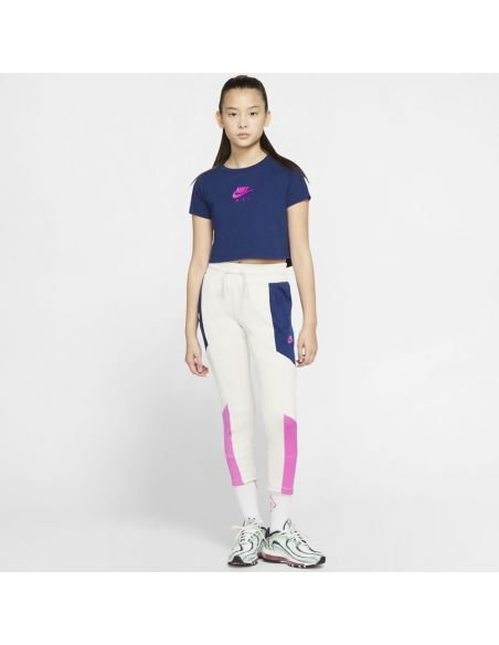 Girl's nsw tee crop CT2778-492