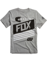 ozwego tee-shirt fox gris
