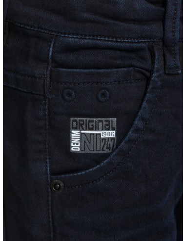 Nitanders reg/slim dnm pant bru Name It jean bleu