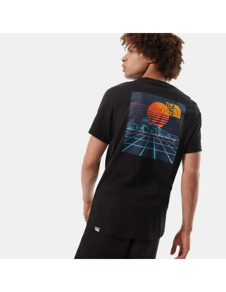 M ss throwback tee