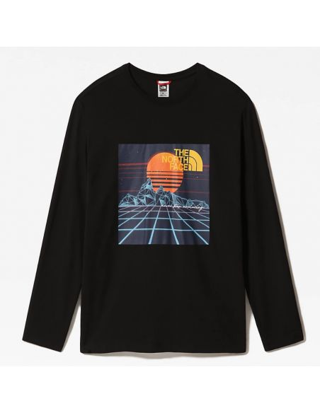 M ls throwback tee