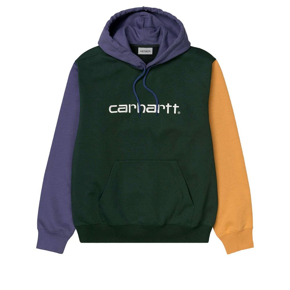 Hooded carhartt tricol sweat