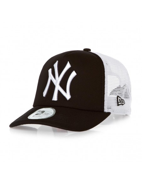 Clean trucker new-york yankees noir