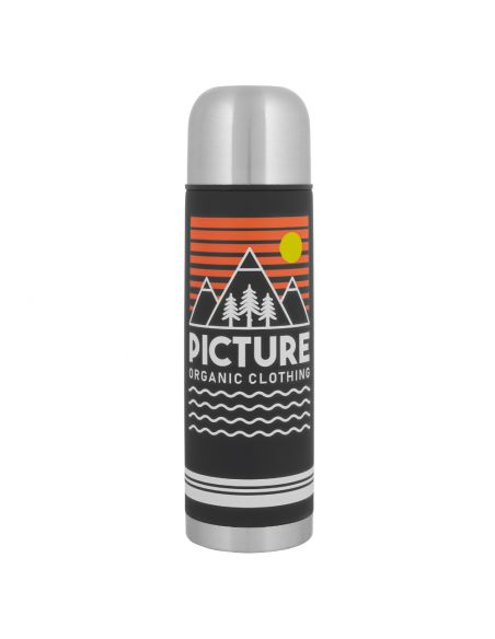 Gourde thermo Picture blanc Campei 500ml pk x3