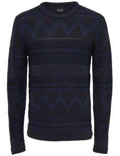 Onsdudley crew neck knit
