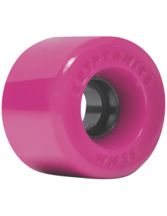 Kryptonics wheels (jeu de 4) star trac pink 55mm