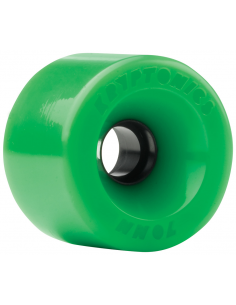 Kryptonics wheels (jeu de 4) star trac green 70mm