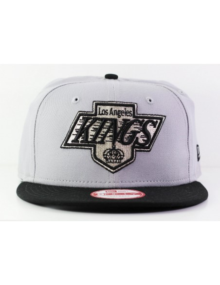 Nhl cotton block loskin grey/black