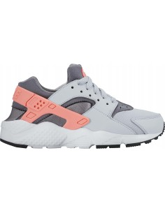 Basket Nike Girls' nike huarache run (gs) shoe 654280-010