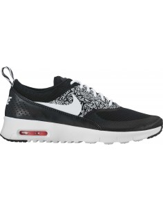 sneaker Nike Girls' nike air max thea print (gs) shoe noir 834320-002