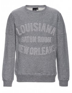 Nitleon ls sweat Name It gris lmtd