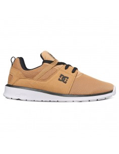 basket homme DC Heathrow camel