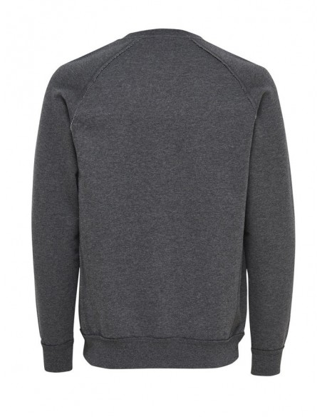 Onsfrede crew neck noos sweat Only&Sons gris foncé
