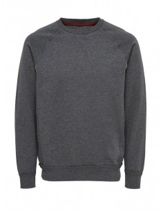 Onsfrede crew neck noos sweat homme Only&Sons gris foncé