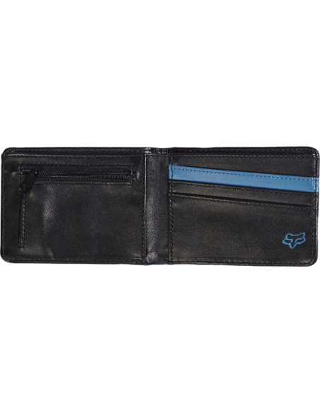 porte feuille Fox Seca badlands pu wallet [m blu] one size