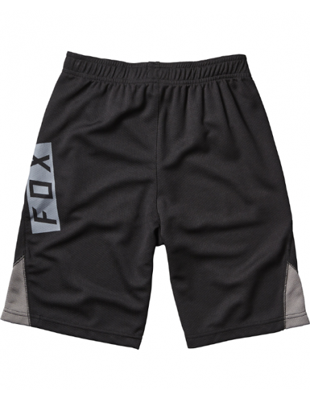short Fox Youth kroh short [blk] youth large