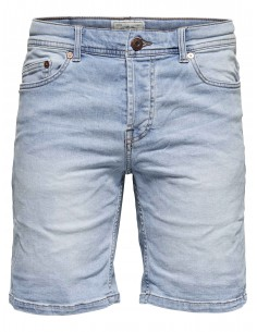 short Only&Sons Onsloom shorts light blue 6010 pk