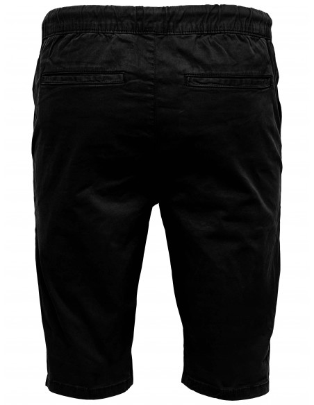 short Only&Sons Onshenry shorts black 5304 pk
