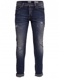 jeans homme Only&Sons Onsweft med blue breaks 5074 pa noos