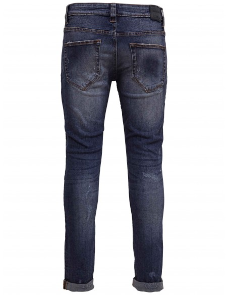 jean's homme Only&Sons Onsweft med blue breaks 5074 pa noos