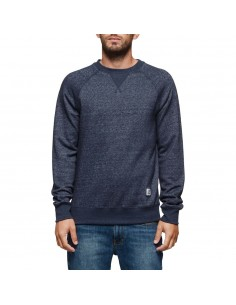 sweat homme Element bleu marine Meridian cr