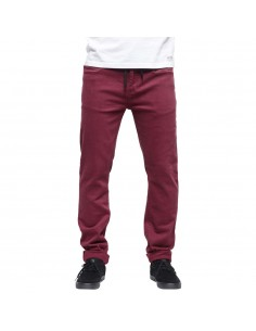 pantalon homme Element bordeaux Owen color