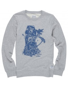 sweat enfant Element gris clair Timber cr boy