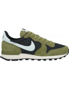 basket femme Nike internationalist women's shoe kaki 828407-006
