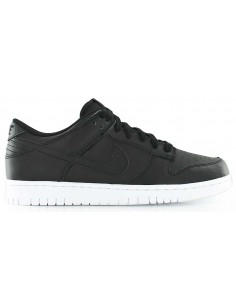 sneaker homme nike Men's nike dunk low shoe noir 904234-003