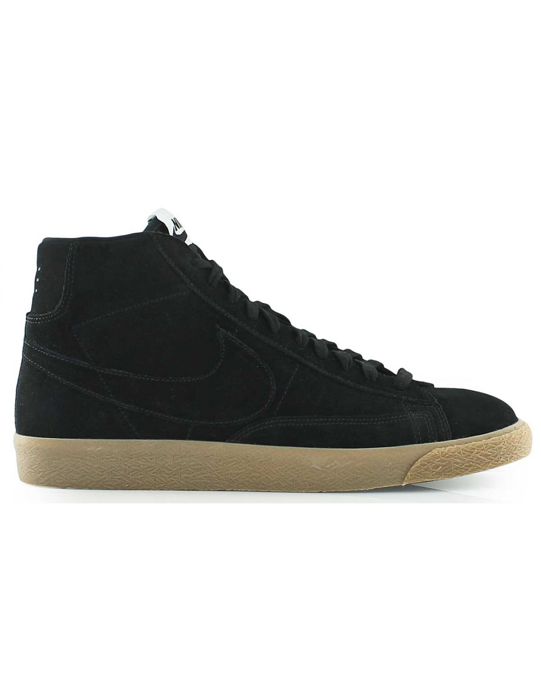 nike blazer mens black