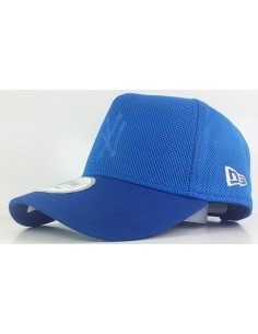 casque homme Newera bleu Mlb - cut out mesh neyyan lry