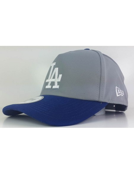 casquette courbe homme Newera gris Mlb - poly pop team losdod otc